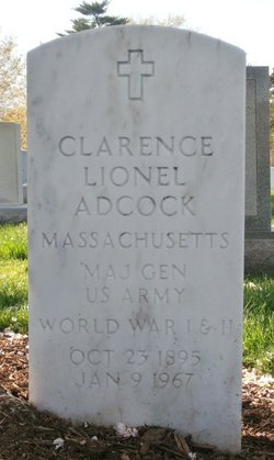 Clarence Lionel Adcock