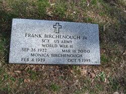 Monica <i>Sickles</i> Birchenough