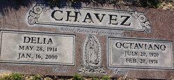 Delia <i>Ortega</i> Chavez