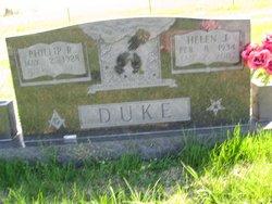 Helen Joyce <i>Oller</i> Duke