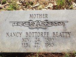 Nancy <i>Bottorff</i> Beatty