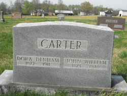 Dora V. Dovie <i>Denham</i> Carter