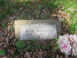 RUTH MARIE <i>Davidson</i> MESSENGER