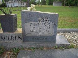 Charles Glover Charlie Maulden