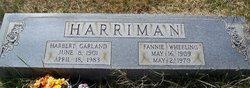 Harbert Garland Harriman