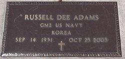 Russell Dee Adams