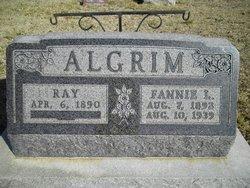 Fannie L Algrim