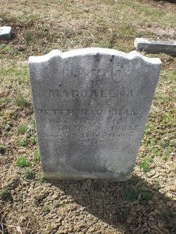 Maria Magdalena <i>Weaver</i> Bachman