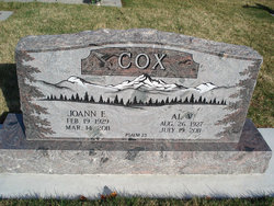 Al Vernon Cox