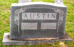 Minnie Viola <i>Carraway</i> Austin