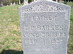 Commodore Perry Barker