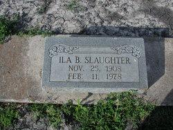 Ila <i>Bouquet</i> Slaughter