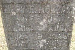 Mary E. <i>Morgan</i> Baugh