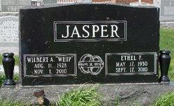 Ethel F. <i>Aholt</i> Jasper