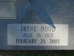 Irene <i>Hood</i> Fallin