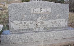Bonnie Rae <i>Rice</i> Curtis