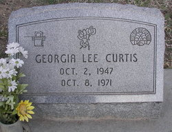 Georgia Lee Curtis
