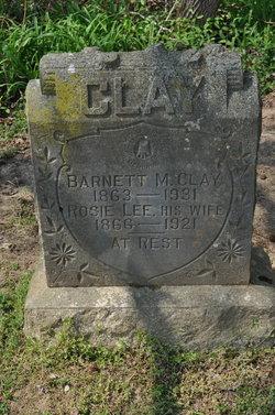 Rose Lee <i>Eakins</i> Clay