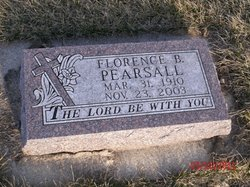 Florence B Pearsall