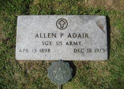 Allen Percy Adair, Jr