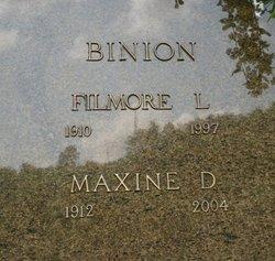 Filmore L Binion