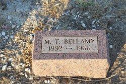 Millard Thurman Bellamy