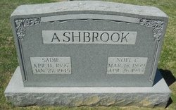 Sadie Lavona <i>Deener</i> Ashbrook