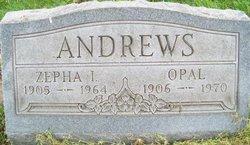 Zepha Iodus Andrews