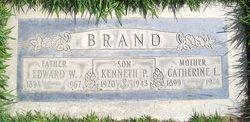 Kenneth P Brand