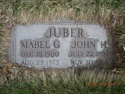 Mabel Grace <i>Wiese</i> Juber