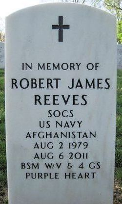 Robert James Rob Reeves
