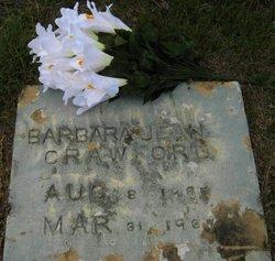 Barbara Jean Crawford