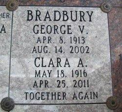 Clara Alta <i>Champlain</i> Bradbury