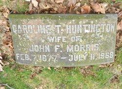 Caroline T <i>Huntington</i> Morris