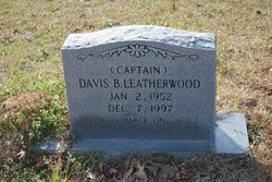 Davis B Captain Leatherwood