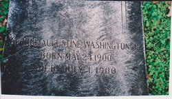George Augustine Washington, Jr