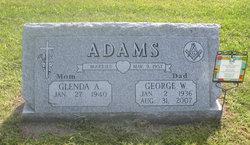 Glenda A. <i>Rogers</i> Adams