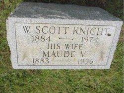 Maude Violet <i>Bowman</i> Knight