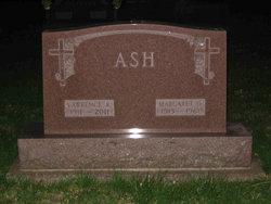 Margaret O. <i>Smessaert</i> Ash