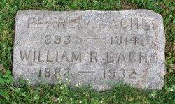 William Robert Bache