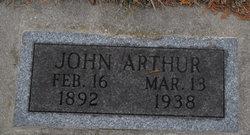 John Arthur Borstad