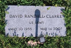 David Randall Clarke