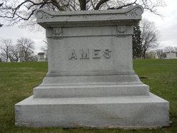 Emma <i>Benson</i> Ames