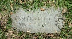 Blanche Billups