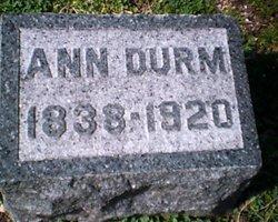 Ann Durm