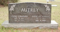 Addie Lee <i>Jordan</i> Autrey