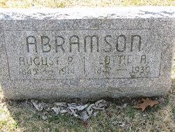 Lottie A Abramson