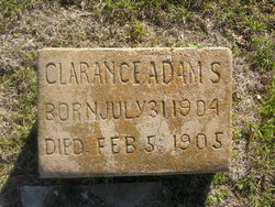 Clarance Adams