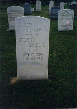Susan <i>Isenhower</i> Streeter