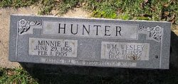 Minnie Elsie <i>Yeamans</i> Hunter